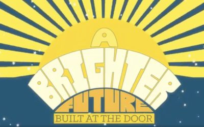 Thank you for attending A Brighter Future: Built At The Door