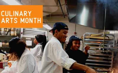 What's Cooking at The Door for Culinary Arts Month?